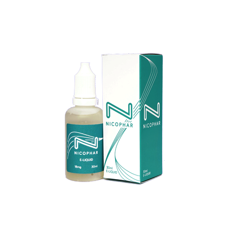 NicoPhar - VG E-liquid 30ml